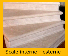 Scale interne - esterne